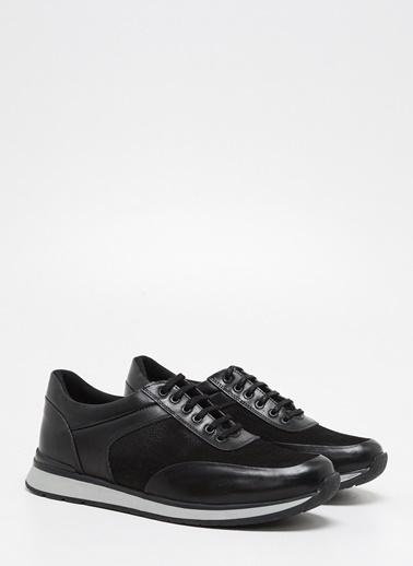 F By Fabrika F By Fabrika Lecce Erkek Sneaker Siyah